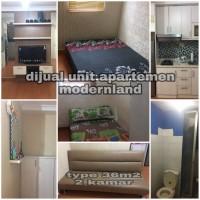 dijual unit apartemen modernland tangerang