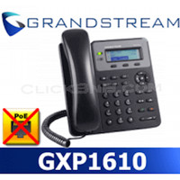Grandstream GXP1610 IP Phone [non PoE]
