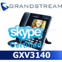 Grandstream GXV3140 v2 Multimedia IP Video Phone