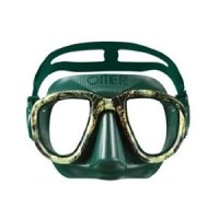 Mask Omer Alien Sea Green - Freedive Freediving Spearfishing Diving