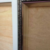 Bingkai/Frame/Pigura BOX 3D Luas dlm 40x50 16r Mahar Scrapbook Pop Up