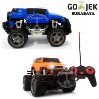 RC Mobil Bigfoot FJ Cruiser | Mainan Edukasi Anak Mobil Remote Control