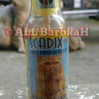 Obat Penyakit Kulit Kucing SCADIX spray 60ml