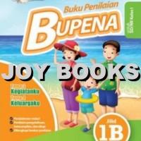 Jual BUPENA 1A 1B 1C 1D REVISI 2016 ERLANGGA / BUKU SOAL TEMATIK SD KELAS 1 Murah