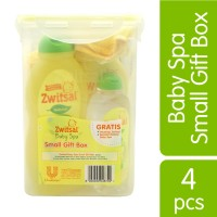 Zwitsal Baby Spa Small Gift Box