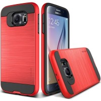 VERUS Galaxy S6 CASE Verge Crimson Red