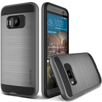 Verus HTC One M9 Case Verge Steel Silver