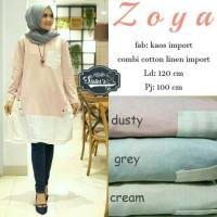 zoya blouse by hijab sister's