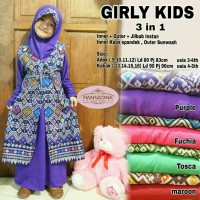girly kids 3 in 1 by Amazone Collection