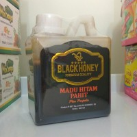 Black Honey Premium Quality Madu Hitam Pahit Plus Propolis