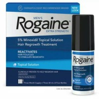 Rogaine Men Liquid Hair loss Regrowth Seperti Spectral DNC-S