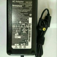 Adaptor Charger Original PC LENOVO ALL IN ONE 19.5V 7.7A Dc. 6.3x3.0mm