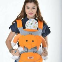 Dialogue Baby Gendongan Bayi Hipseat Gajah DGG1001