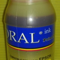Harga tinta komputer Coral Tinta Botol 200 ml For Epson   Yellow | WIKIPRICE INDONESIA