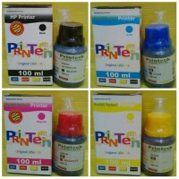 Harga tinta komputer Printech Tinta Botol 100 ml For HP | WIKIPRICE INDONESIA