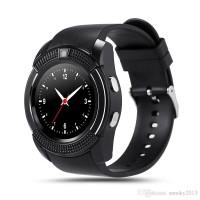Smartwatch V8 Bluetooth Sim Card Memory Whatsapp TERBAIK DAN MURAH