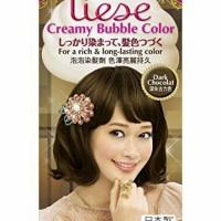 Liese creamy bubble hair color dark chocolat