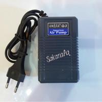 Pompa Udara / Air Pump / Aerator Aquarium Amara Q3 / Amara Q 3