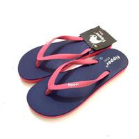 Jual Sandal Fipper Slim Navy Pink Murah