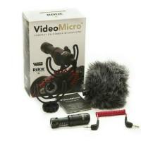 Microphone Rode Video Micro - Mic Kamera Camera DLSR Canon Nikon