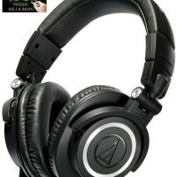 Jual Audio Technica ATH M50X / ATH-M50X Headphone Recording Murah