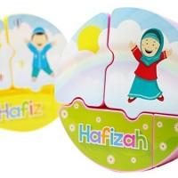 Hafiz & Hafizah Puzzle Lunch Box