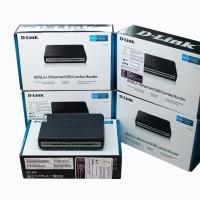 D-Link DSL-526E ADSL Modem Router 1 Port USB+1 Port UTP 10/100Mbps