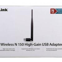 D-Link DWA-127 Wireless N 150 High-Gain USB Adapter