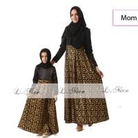 Baju Muslim Murah | Jual Gamis Online Anak & Dewasa COUPLE AGD3327