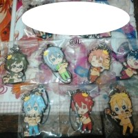 Ichiban Kuji Idolish 7 ~King Pudding~ Rubber Strap