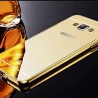Bumper MIRROR Case Samsung Galaxy Grand Prime G530 Casing HP Cover