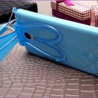 Softcase BUNNY EAR Xiaomi Redmi Note 1 / 2 / 3 Pro Case HP Thin Casing