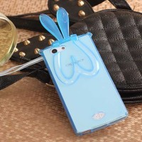 Softcase BUNNY EAR Oppo Neo 5 A31 / Mirror 5 A51 Cover HP Case Casing