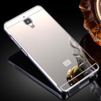 Bumper MIRROR Case Xiaomi Redmi Mi3 / Mi4 / Mi4i Mi4c Casing HP Cover