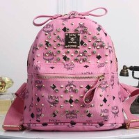 New Edition Ransel MCM Diamond 888#