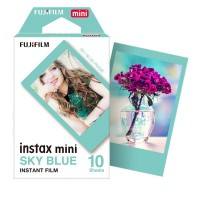 Fujifilm Instax Mini Film Sky Blue