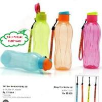 Tupperware Eco Bottle 500 ml Flip Top Tempat Minum Botol 500ml Fliptop