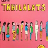 Komik Tahilalats by Nurfadli Mursyid