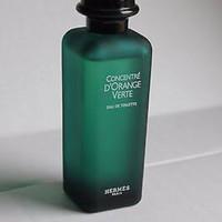 parfum ori eropa hermes concentree d orange verte Unisex 100ml unbox