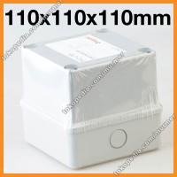 Junction Box 110x110x110 Legrand IP55 656801 Outdoor Duradus