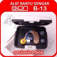 BION Alat Bantu Dengar B13 Cantel / BTE Hearing Aid B-13 EXCLUSIVE BOX