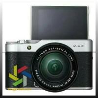 Fujifilm X-A10 16-50mm Cash & Kredit Kamera Mirrorless