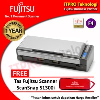 Fujitsu S1300i Portable Scanner