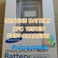 Jual ORIGINAL NEW Baterai Batre Batere Battery Samsung Galaxy Note4 Note 4 Murah