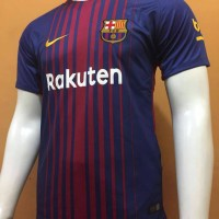 Jersey Baju Bola Barca Barcelona Home 17/18 Grade ORi 2017/2018