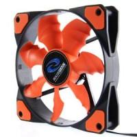 Raidmax Cobra RX-120SR/RX120SR Orange/Oranye Fan/Case Fan 120mm/12cm