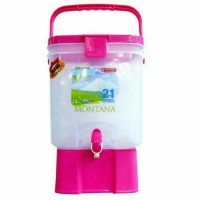 Dispenser Air Minum Montana Maspion 21 Ltr / Tempat Air Minum