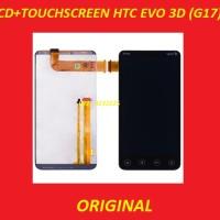 LCD + TOUCHSCREEN HTC G17 (EVO 3D) (GSM/CDMA) BLACK ORI 702229