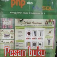 Buku Toko Baju Online dengan PHP dan MySQL