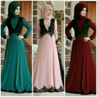 baju muslim VT 01 Maxi Tile Jersey